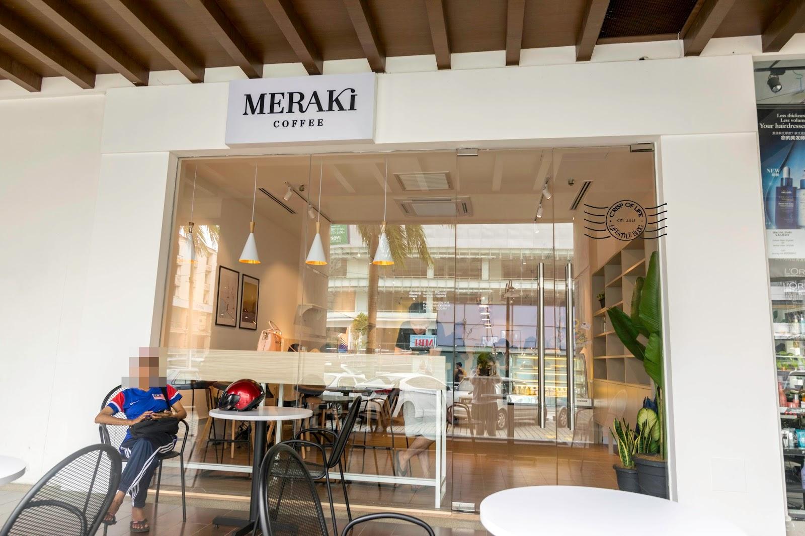 Meraki Coffee Island Plaza