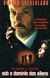 Sob o Domínio dos Aliens - DVDRip Dublado