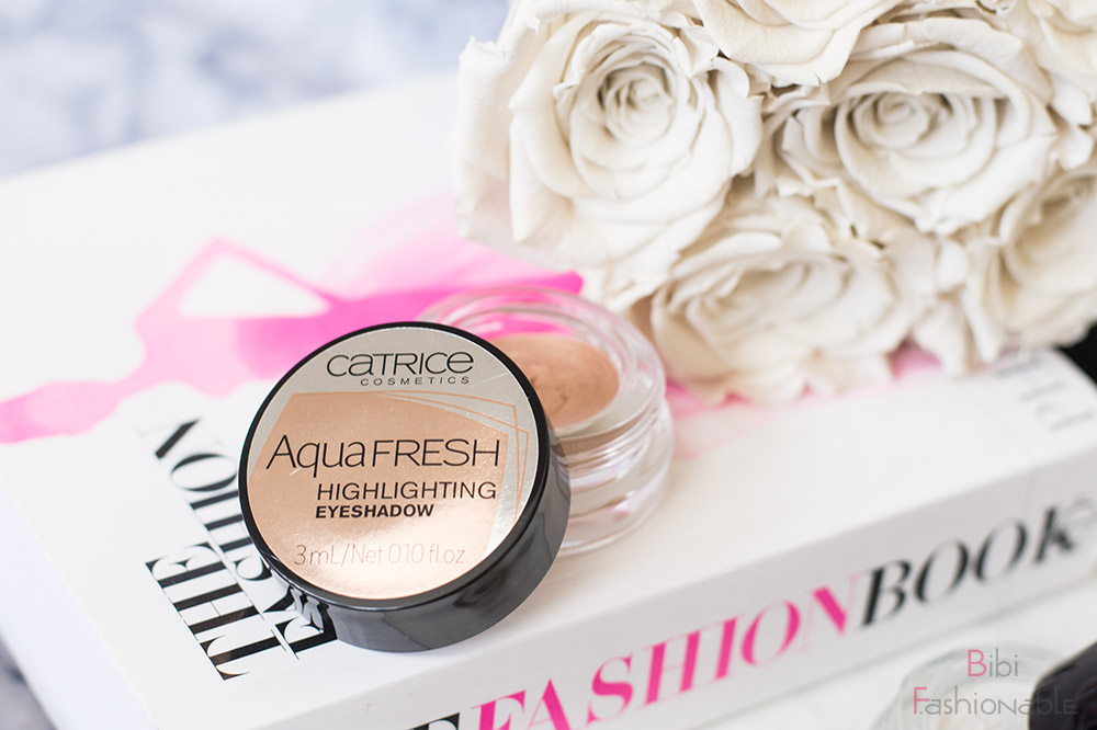 Catrice Aqua Fresh Highlighting Eyeshadow 030 Bright Fusion