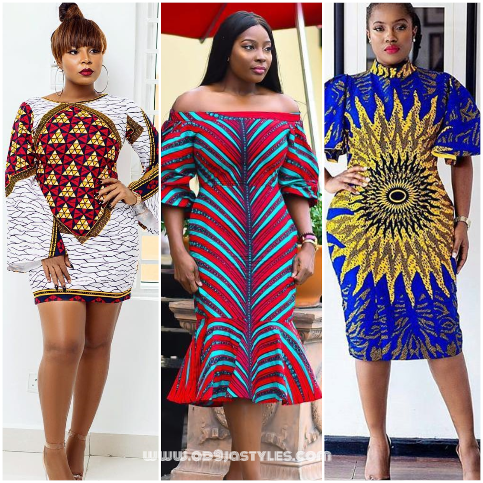 New Fashion Styles Latest Ankara Gown Styles 2018 You Should Try Out