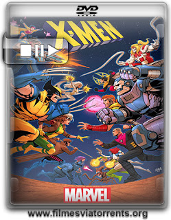 X-Men: Animated Series 3ª Temporada Torrent - DVDRip