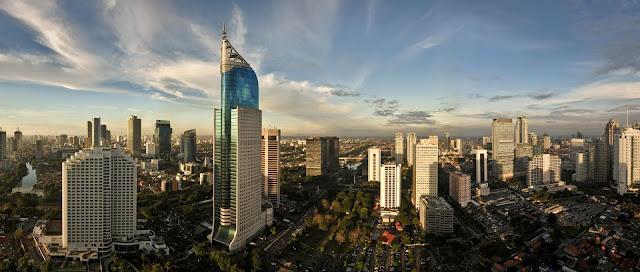 Menara BNI 46:Gedung-Gedung Tertinggi di Indonesia