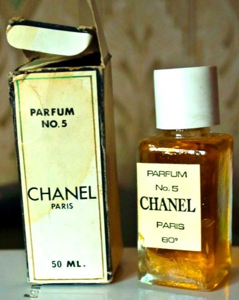 Dating vintage chanel bottles