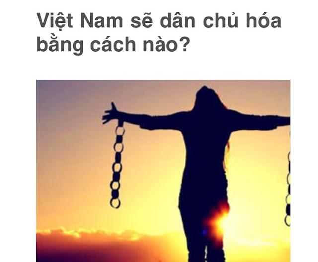 DÂN CHỦ VIỆT NAM