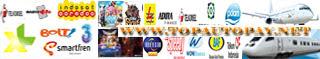 Daftar Harga All Produk Top Auto Payment Pulsa Murah Nasional. Multi top auto payment pulsa kalimantan