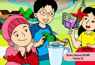 Buku Siswa Kurikulum 2013 SD/MI Kelas III Tema 7-http://www.librarypendidikan.com/