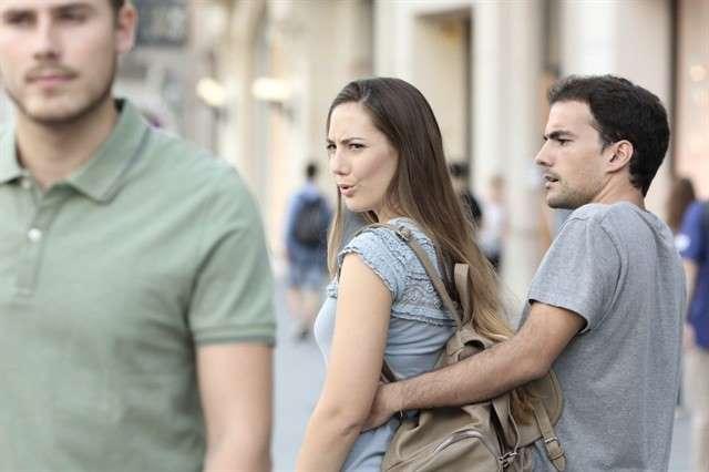 Razones por las que tu novio es celoso