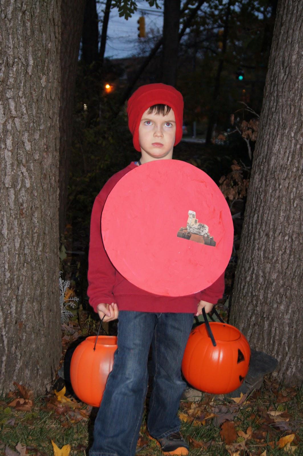 planet mars costume -#main