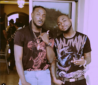 """I told you not to let these girls sleepover,"" Davido blasts Peruzzi (Details)"