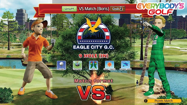 Everybody's Golf: PS4 Review