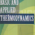 Basic and Applied Thermodynamics by P.K.Nag Free Download PDF