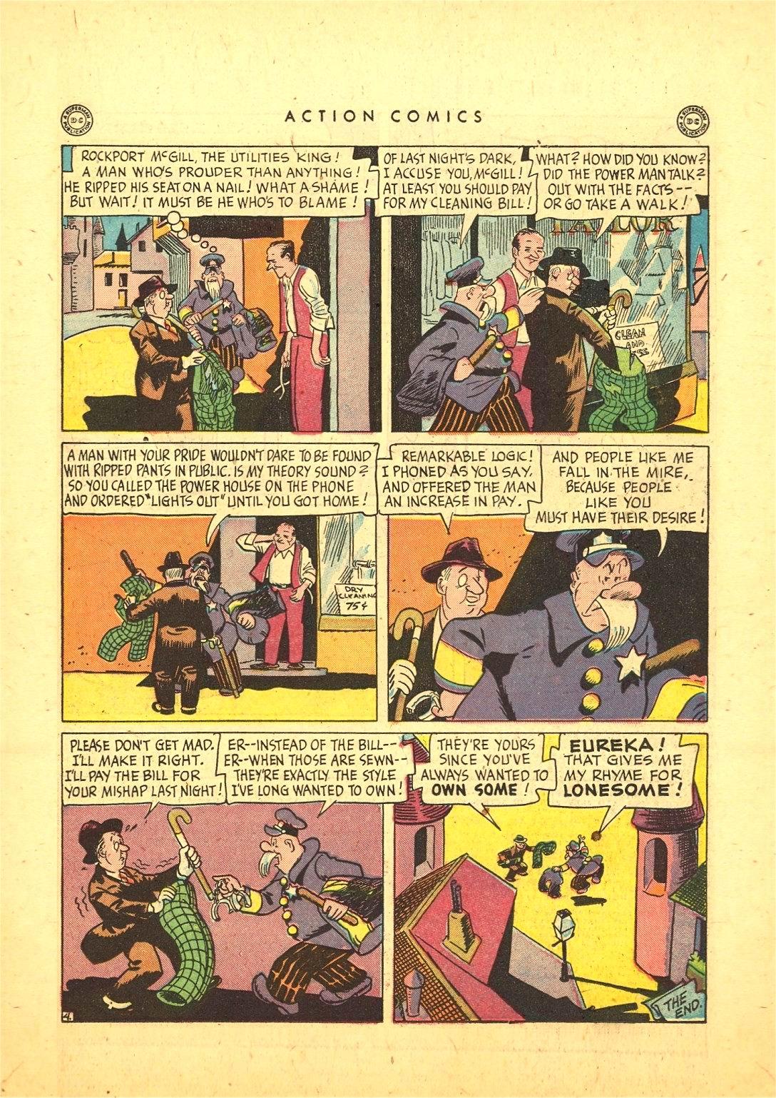 Action Comics (1938) 117 Page 33