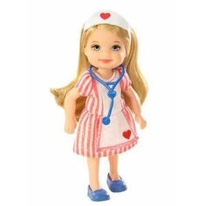 boneca Kelly enfermeira