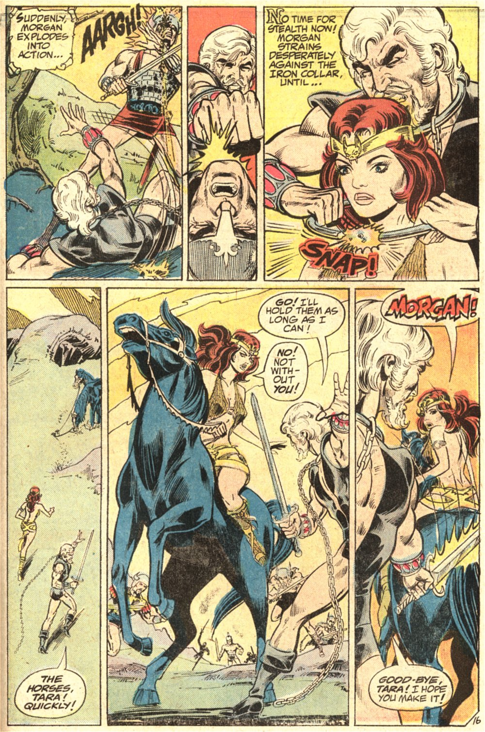Warlord (1976) issue 1 - Page 17