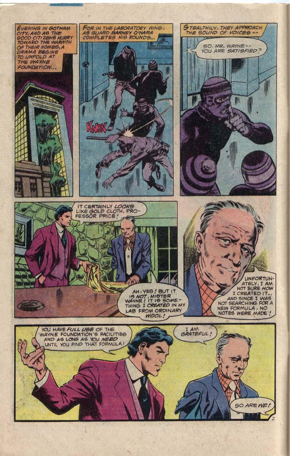Detective Comics (1937) 491 Page 2