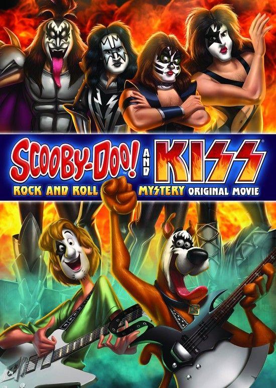 Scooby-Doo e Kiss: O Mistério do Rock and Roll Torrent – Blu-ray Rip 720p Dual Áudio (2015)