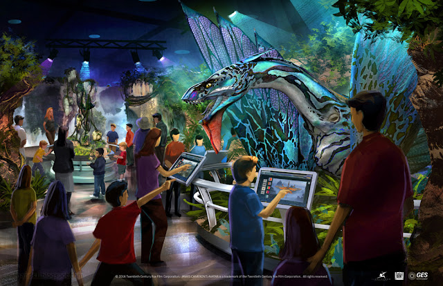 Avatar Discover Pandora The Exhibition