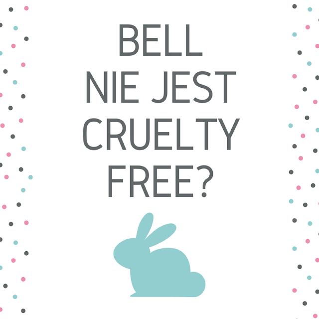 BELL NIE JEST CRUELTY FREE?
