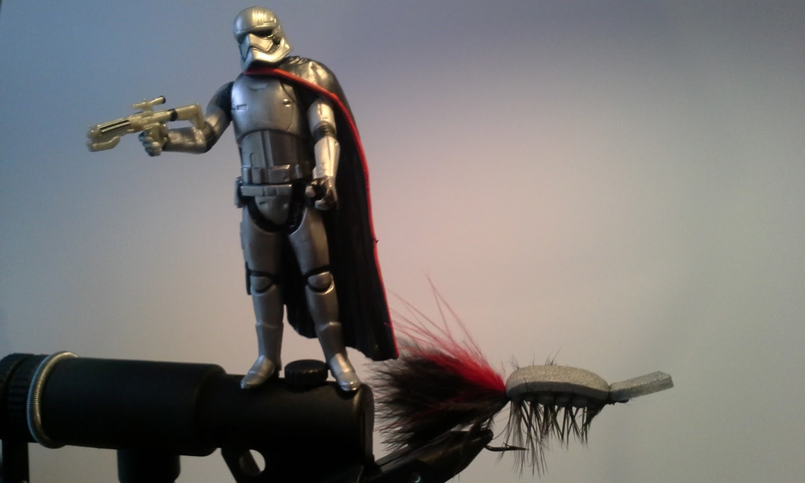 The Show Me Fly Guy Fly Fishing Amp Star Wars