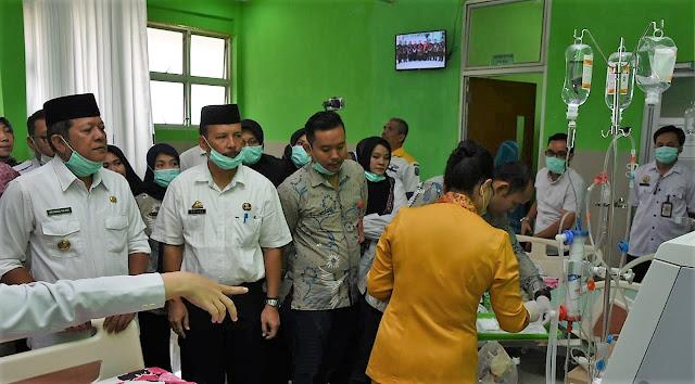 Pengoperasian Perdana, Alat Cuci Darah RSUD Latemmamala Tangani Dua Pasien