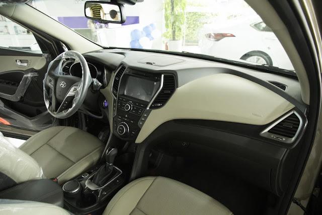 Giới thiệu Hyundai SantaFe 2.2L máy dầu phiên bản đặc biệt AWD ảnh 13