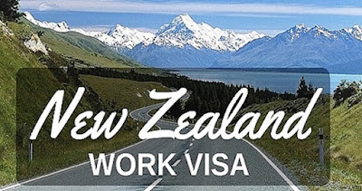 How to get New Zealand Working Visa