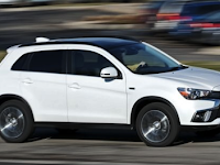 2021 Mitsubishi Outlander Sport Review