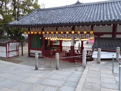四天王寺 亀井堂