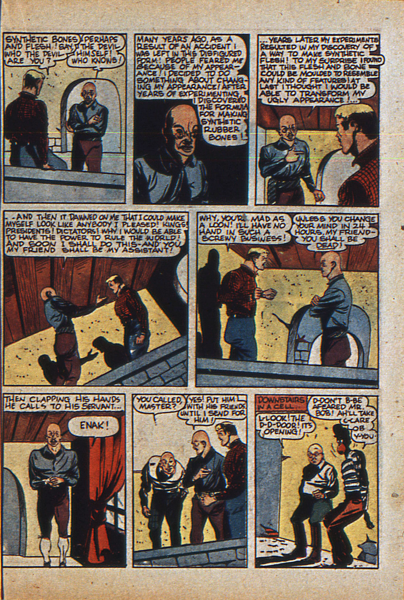 Read online Action Comics (1938) comic -  Issue #23 - 42