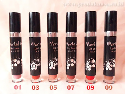 Moreskin Lip Cream Matte