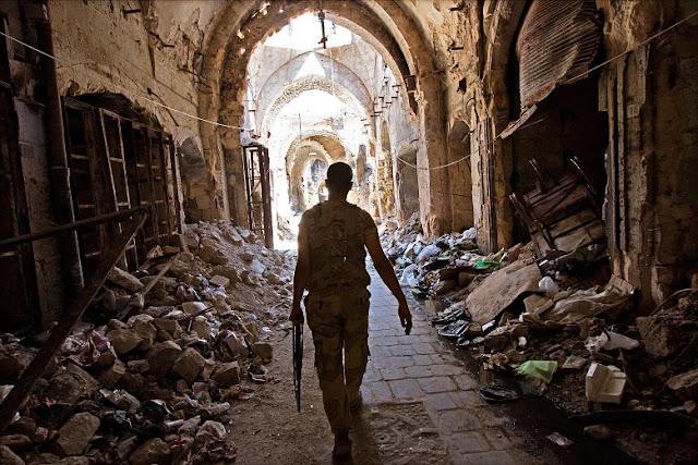 10 απλές αλήθειες για το Χαλέπι