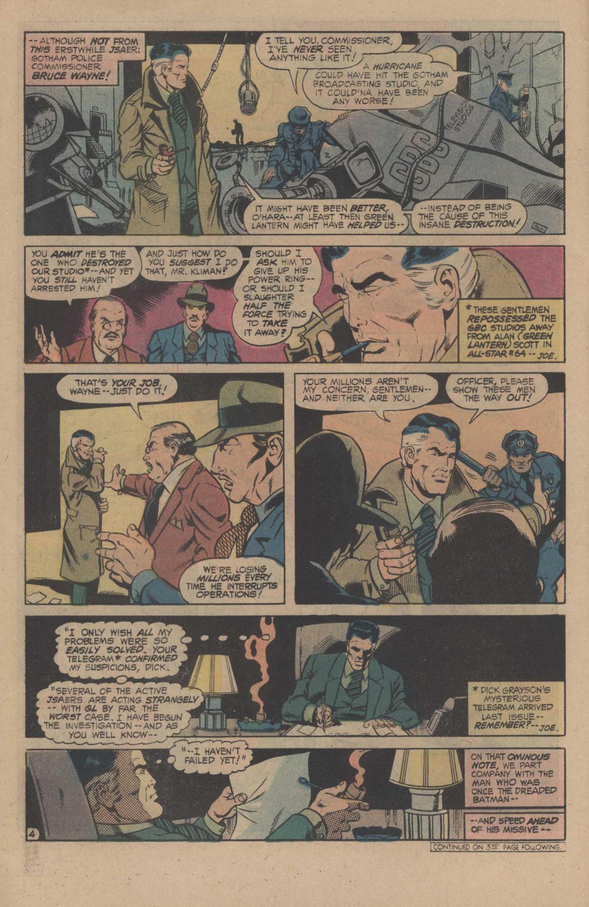 Read online All-Star Comics comic -  Issue #67 - 6