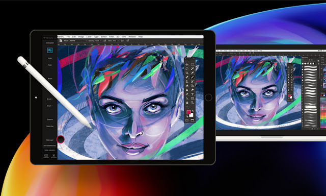 Adobe Announces a Full Version of Photoshop is Coming to iPad