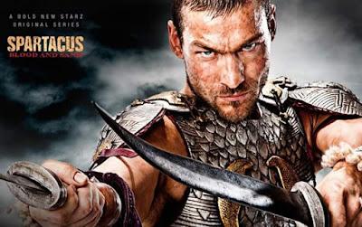 Spartacus serie tv