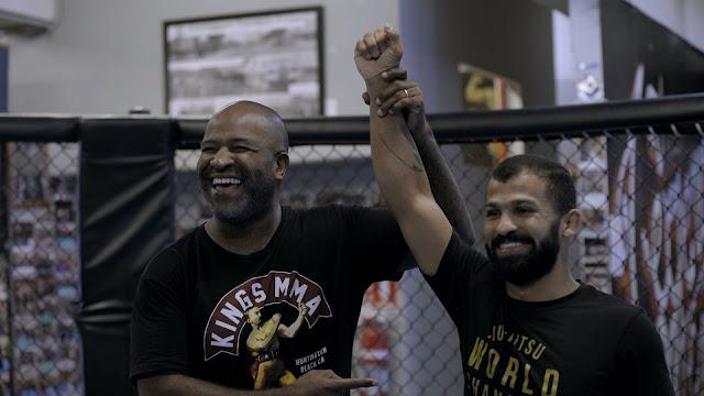 """Combate estreia segunda temporada da série """"Do BJJ ao MMA"""""""