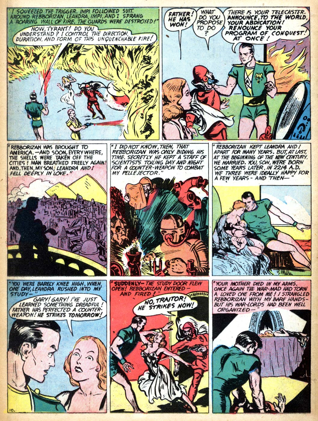 Read online All-American Comics (1939) comic -  Issue #9 - 6