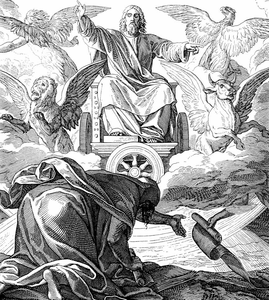 Resultado de imagen de rueda de Ezequiel