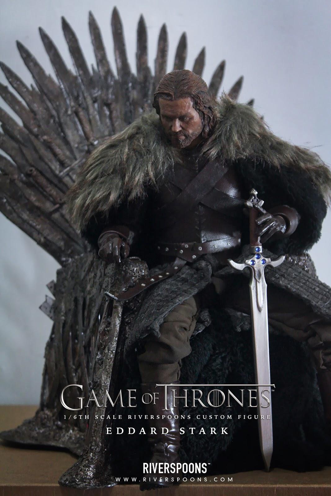 Riverspoons Studios Game Of Thrones Eddard Stark