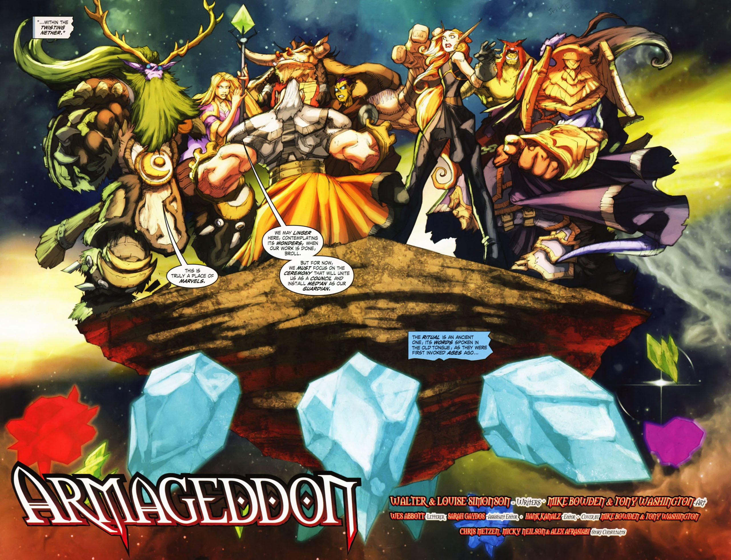 Read online World of Warcraft comic -  Issue #25 - 4