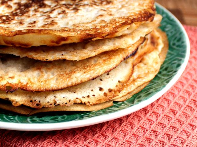 Oppskrift Veganske Perfekte Pannekaker Uten Egg Melk
