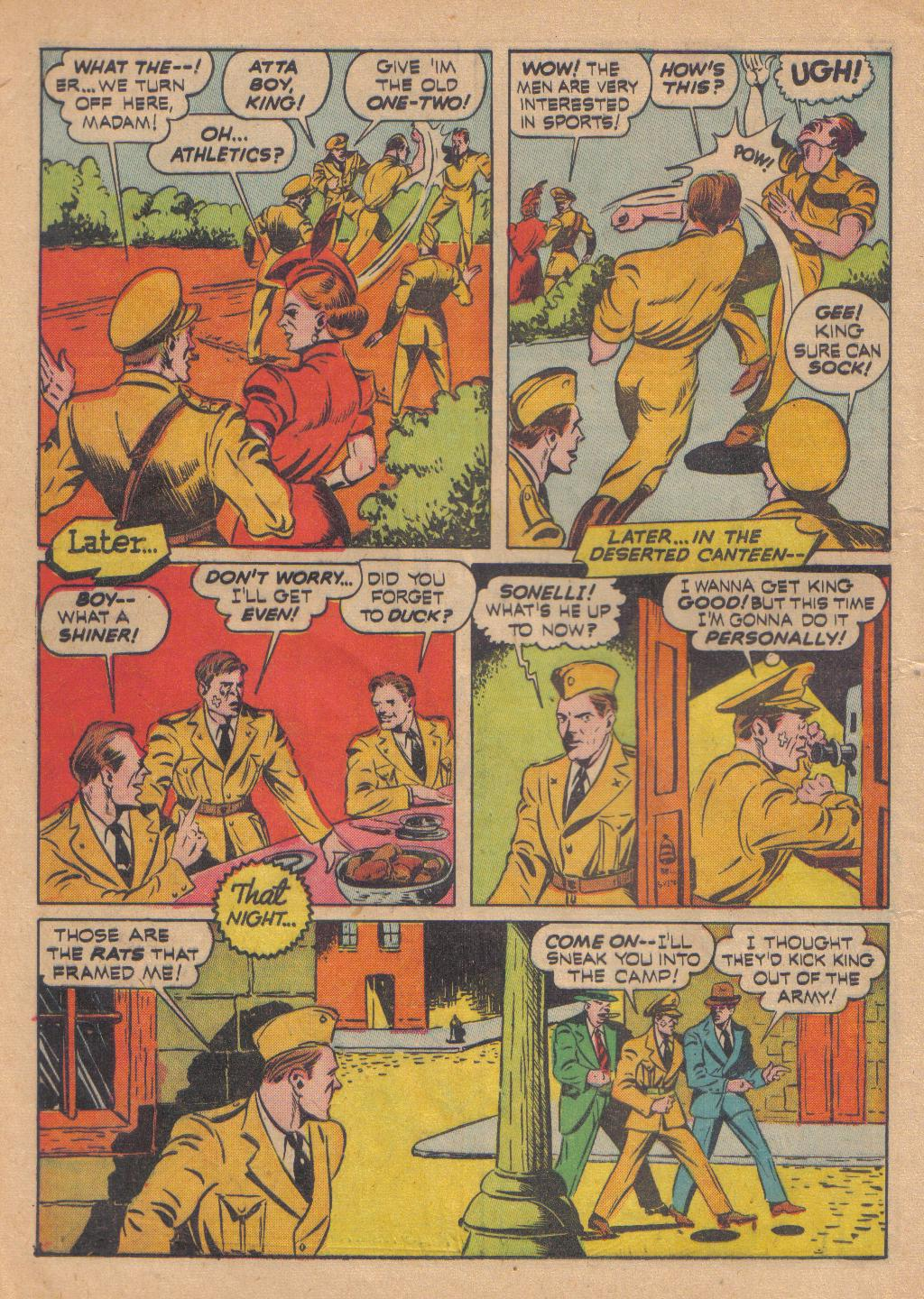 Exciting Comics (1940) issue 13 - Page 28
