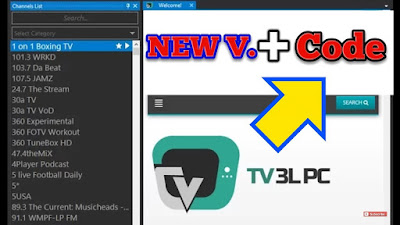 TV 3L PC + activation Code  2019 - WATCH FREE LIVE TV ON ANDROID OR PC
