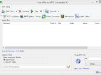 Download software pengubah .m4a ke .mp3 converter