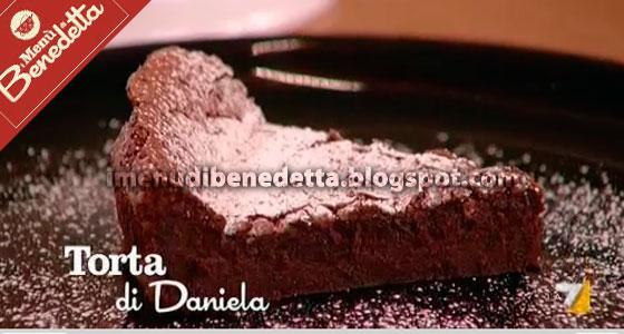 Torta Di Daniela La Ricetta Di Benedetta Parodi