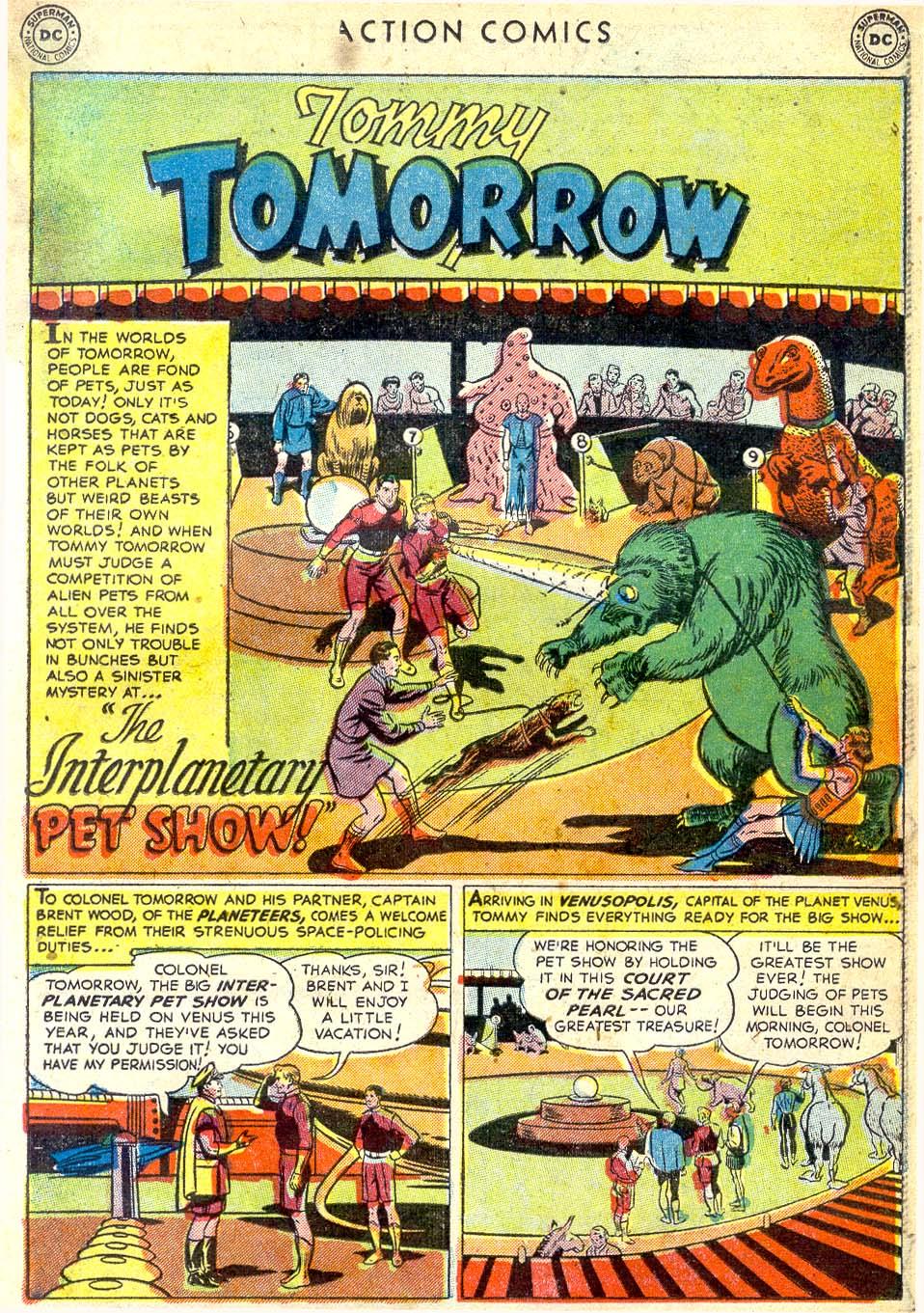 Action Comics (1938) 164 Page 24