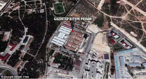 Gaziantep H-Type Prison