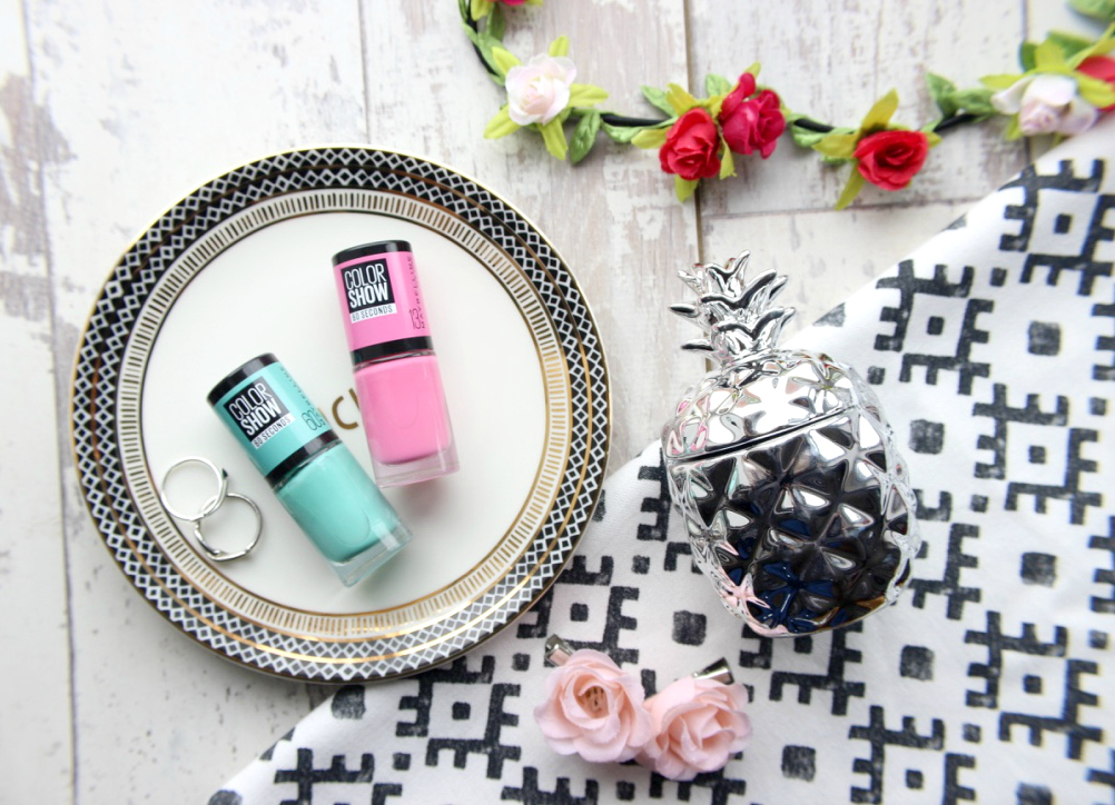 Maybelline Color Show 60 Seconds Nail Polish