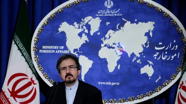 World aware of Saudi Arabia and Wahhabism as source of terrorism: Bahram Qassemi, the Iranian Foreign Ministry spokesman