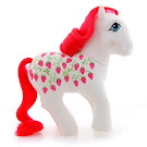 My Little Pony Sugarberry Year Five Twice as Fancy Ponies G1 Pony