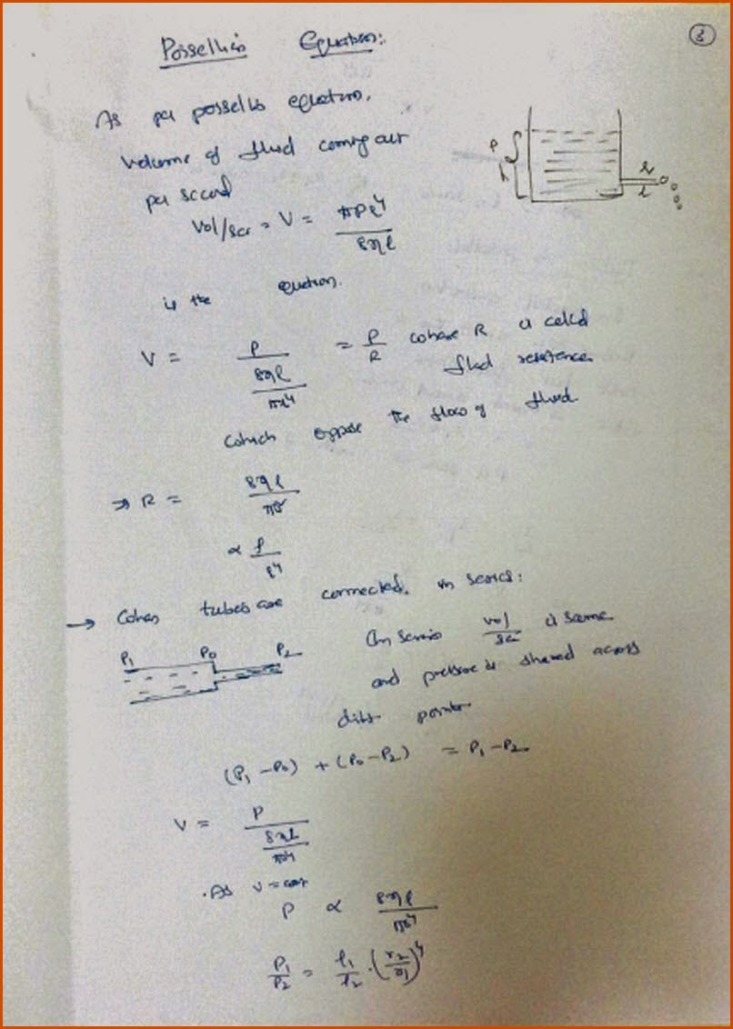 Coefficient Of Viscosity And Terminal Velocity